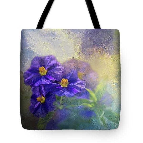 Solanum Tote Bag by Eva Lechner