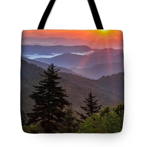 Solar Tote Bag by Anthony Heflin