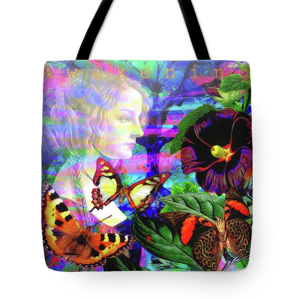 Solar Daydreamer Tote Bag