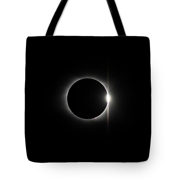 Solar Eclipse 1437 Tote Bag