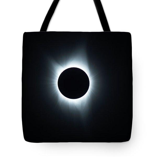 Solar Eclipse 2017 Tote Bag