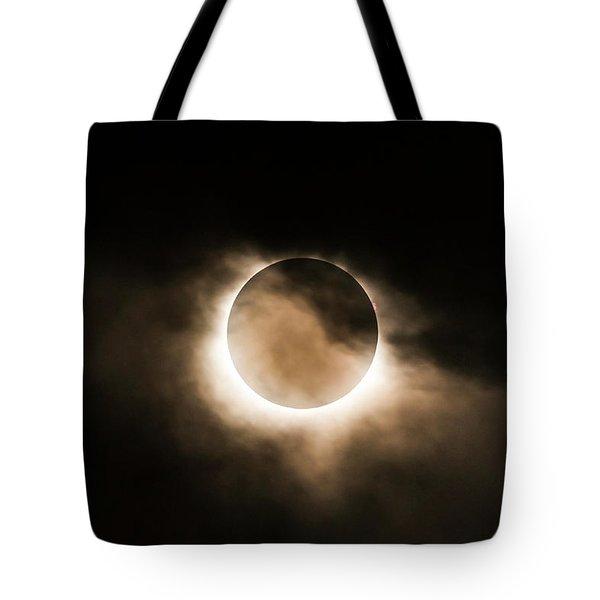 Solar Eclipse II Tote Bag