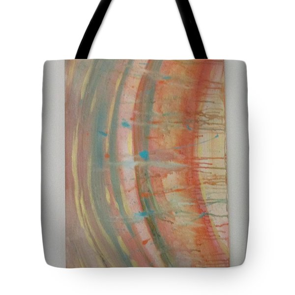 Solar Flare #2 Tote Bag by Sharyn Winters