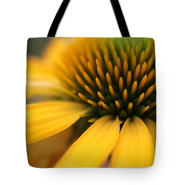 Solar Flare Tote Bag by Connie Handscomb