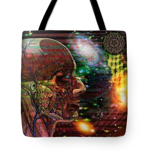 Solar Insight Of Tote Bag