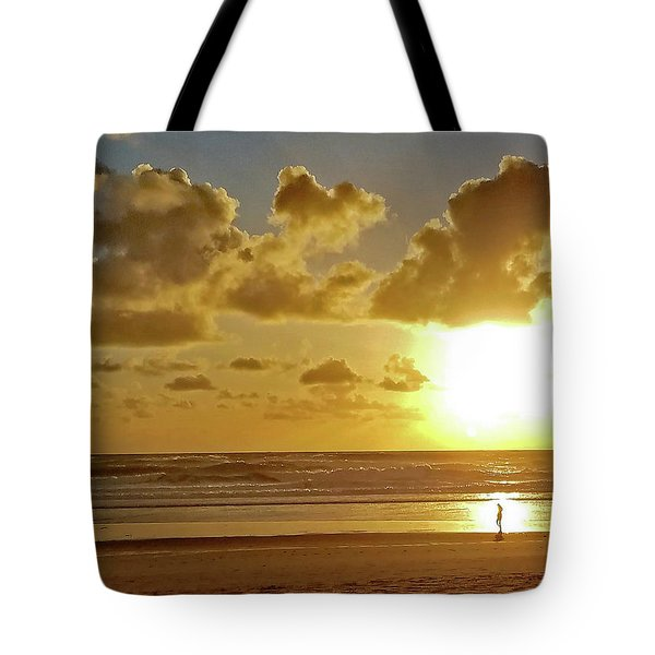 Solar Moment Tote Bag