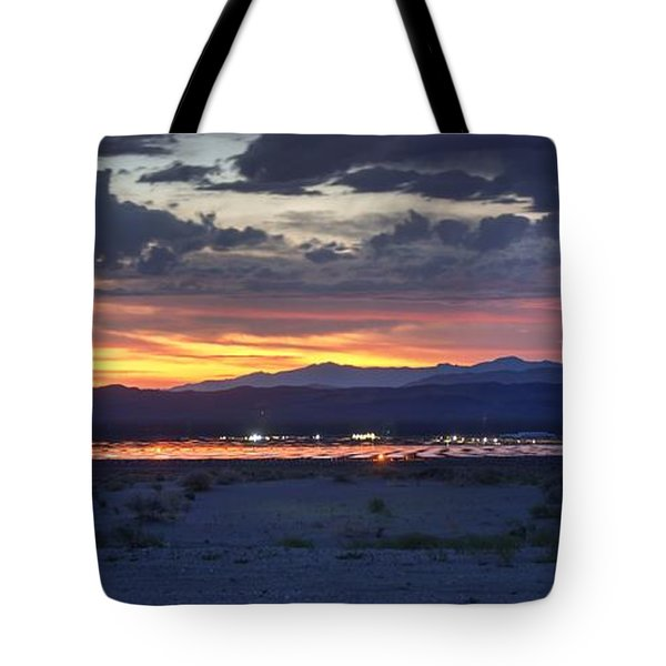 Solar Power 24/7 Tote Bag