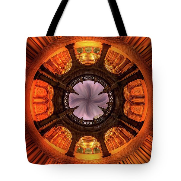 Tote Bag featuring the photograph Solar Worship by Az Jackson