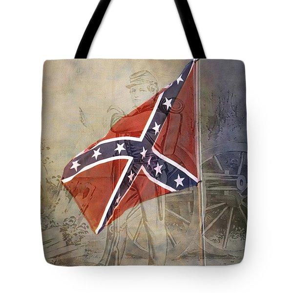 Soldier Boy Tote Bag
