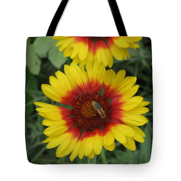 Soldier On Fire Tote Bag