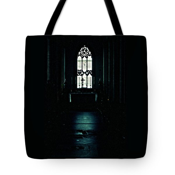 Solemnity Tote Bag