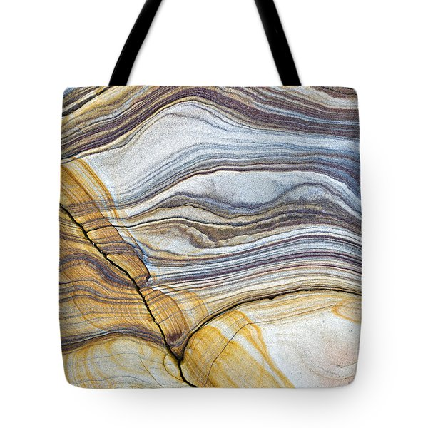 Solid Motion Tote Bag