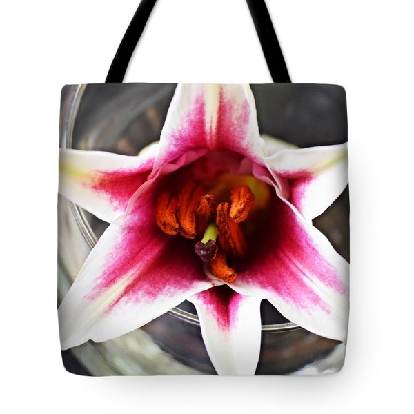 Tote Bag featuring the photograph Solitary by Deborah  Crew-Johnson