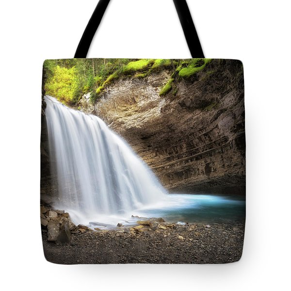 Solitary Moment Tote Bag by Nicki Frates