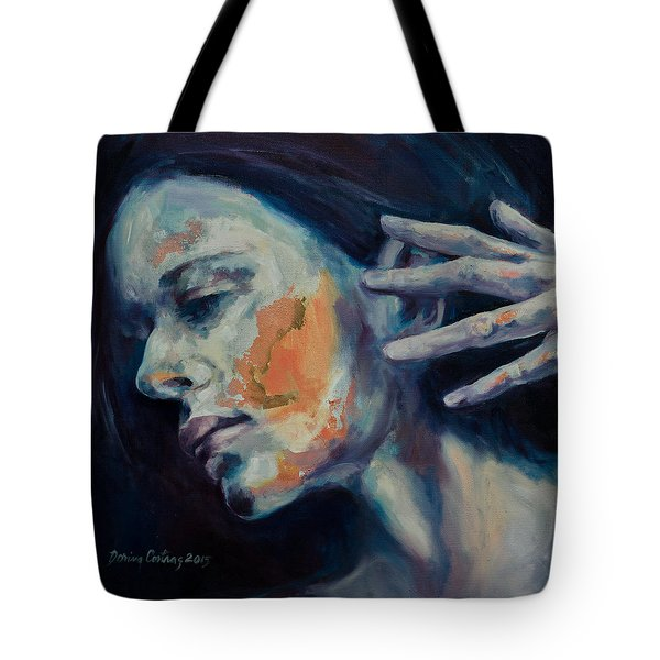 Solitary Silent Tote Bag