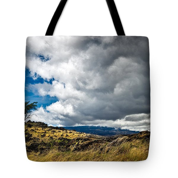 Solitary Stand Tote Bag