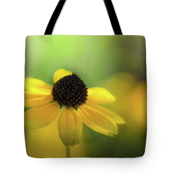 Solitary Suzy Tote Bag by Peter Scott