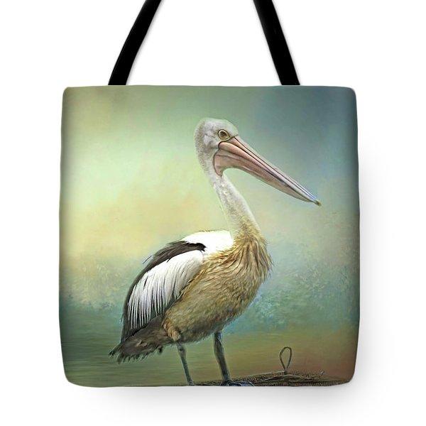 Solitary Tote Bag