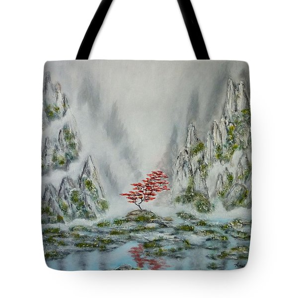Solitude Tote Bag