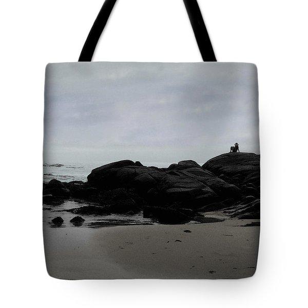 Solitude At Goose Rocks Tote Bag