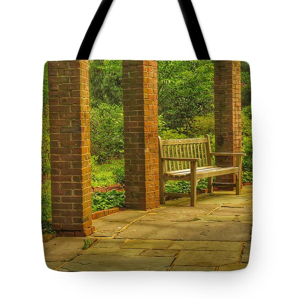 Solitude I Tote Bag