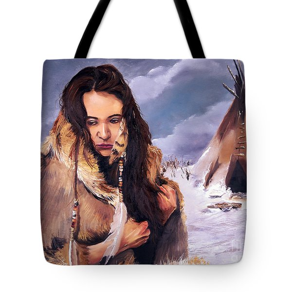 Solitude Tote Bag by J W Baker