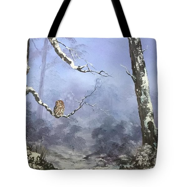 Solitude Tote Bag by Jean Walker