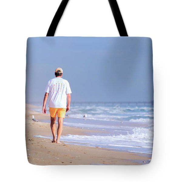 Solitude Tote Bag by Keith Armstrong