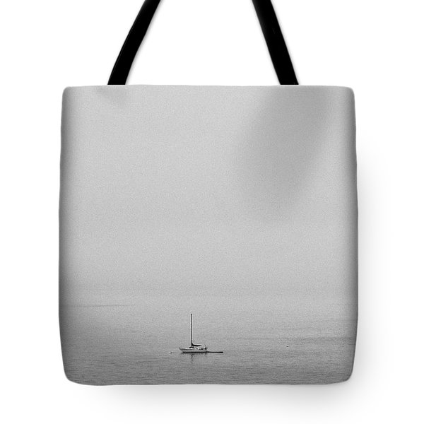 Tote Bag featuring the photograph Solitude by Lora Lee Chapman