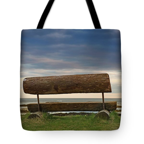Tote Bag featuring the photograph Solitude.. by Nina Stavlund