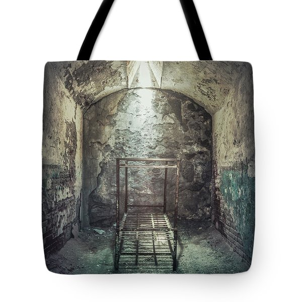 Solitude Of Confinement Tote Bag