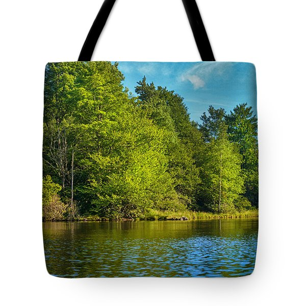 Solitude  Tote Bag by Swank Photography