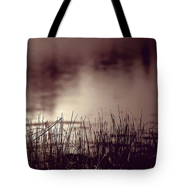 Tote Bag featuring the photograph Solitude by Trish Mistric