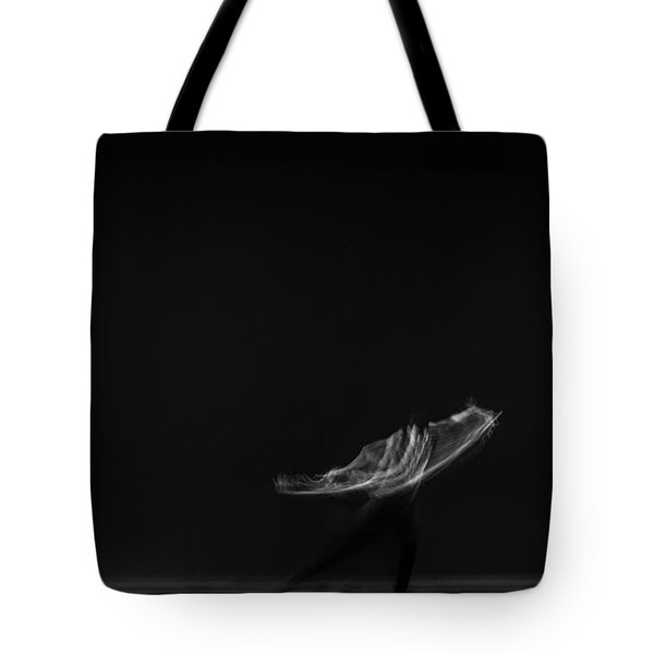 Tote Bag featuring the photograph Solo Dancer  by Catherine Lau