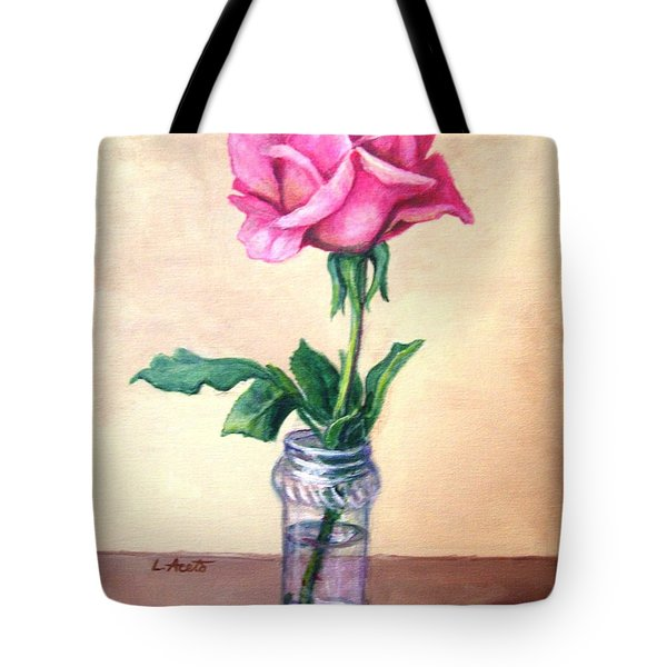 Solo Rose Tote Bag