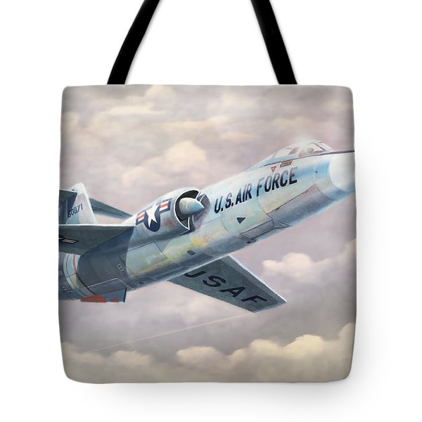 Solo Starfighter Tote Bag