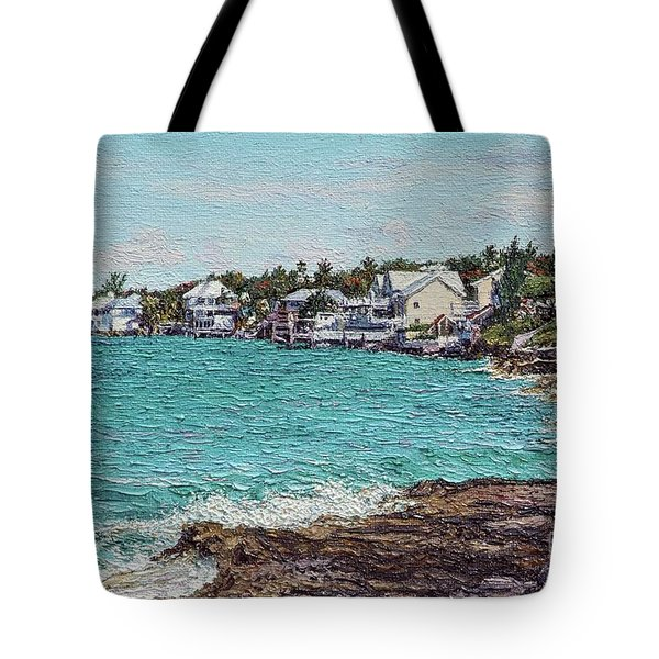 Solomons Lighthouse Tote Bag