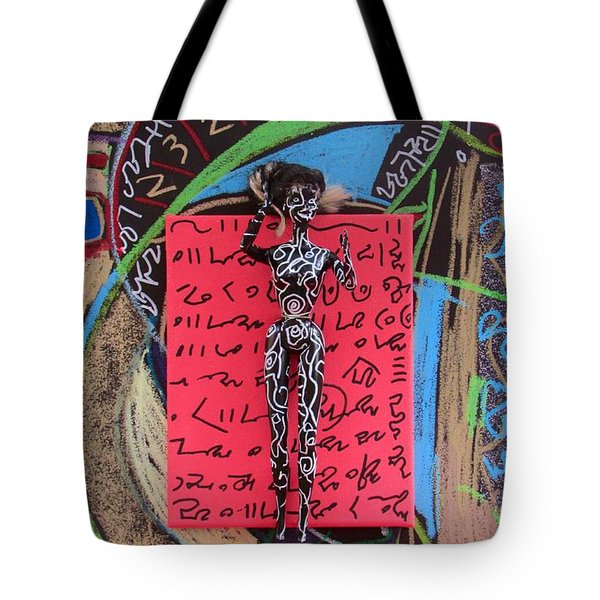 Solomon's Seal Herbal Tincture Tote Bag