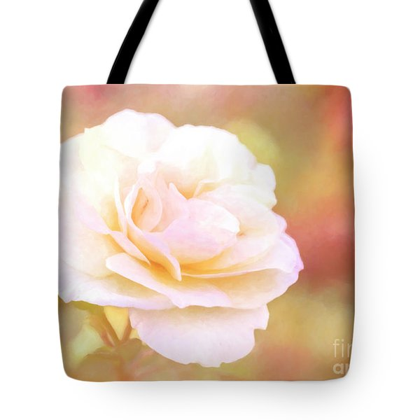 Solstice Rose Tote Bag