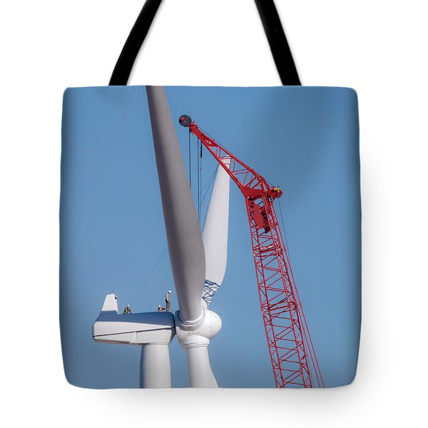 Some Assembly Required Tote Bag
