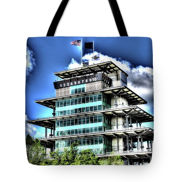 Some Cloudy Day Tote Bag
