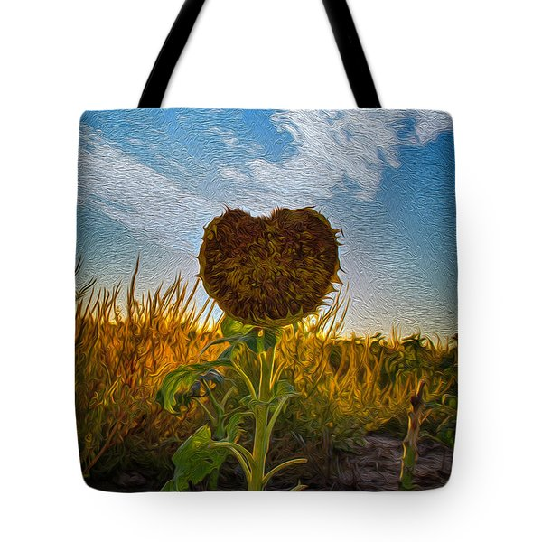 Some Flower Tote Bag