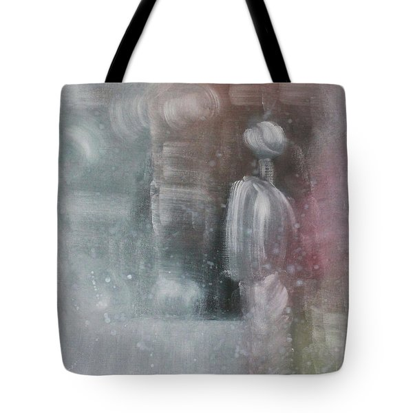 Some People Live Very Tired Tote Bag