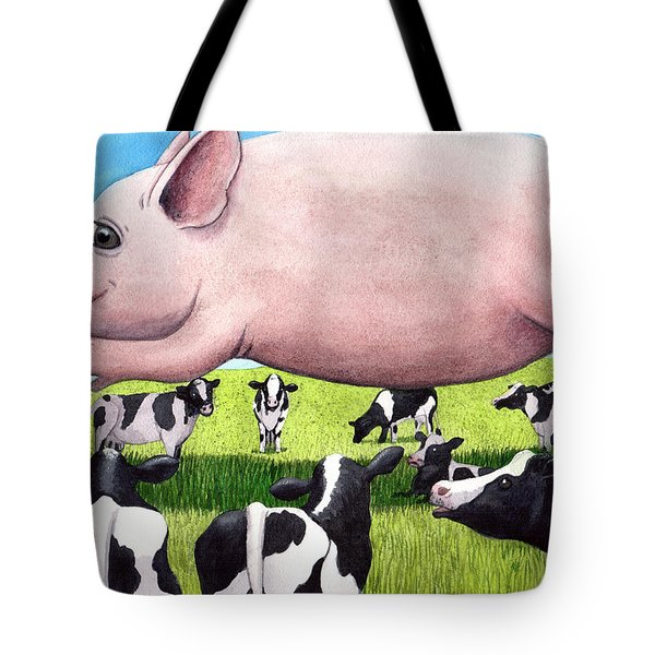 Some Pig Tote Bag