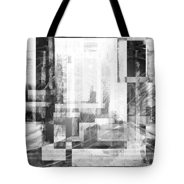 Tote Bag featuring the digital art Some Stories.. by Art Di