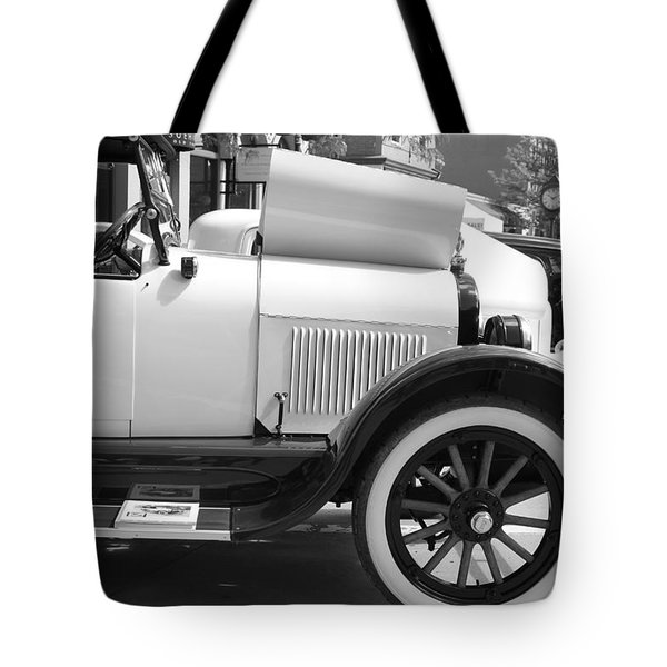 Some Time Ago Tote Bag