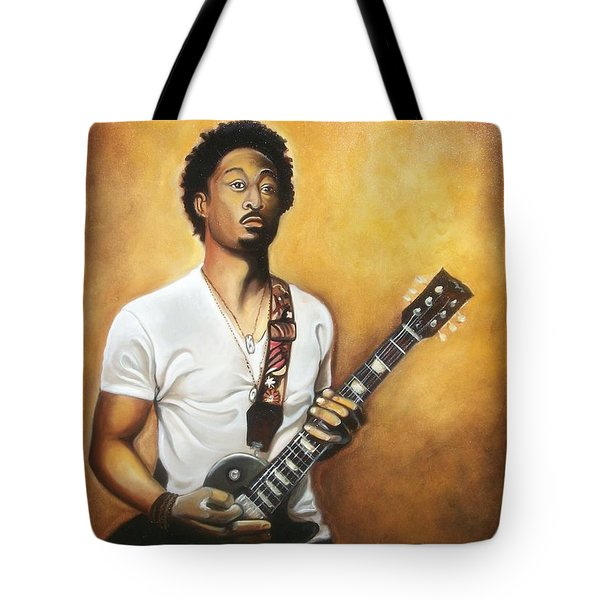 The Return Tote Bag by Emery Franklin