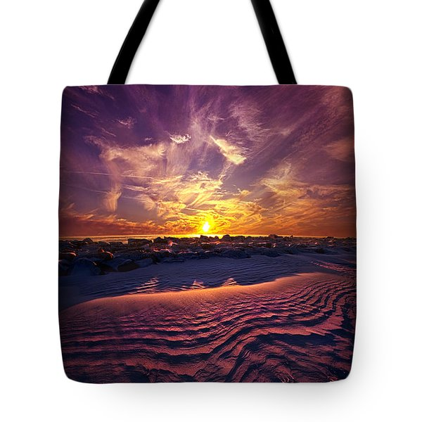 Someone Is Calling Tote Bag