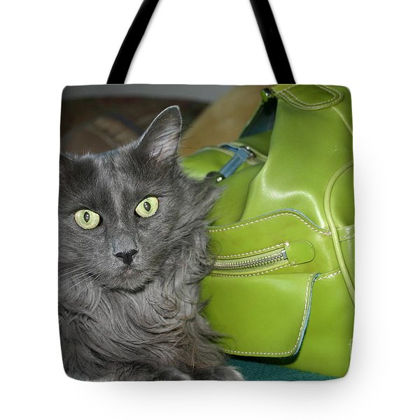 Someone Say Green? Tote Bag