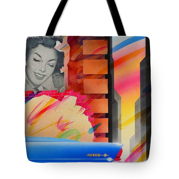 Someone You Love Tote Bag by Charles Stuart